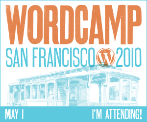 WordCamp San Francisco 2010
